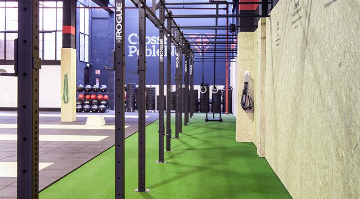 Box CrossFit PobleNou Barcelona